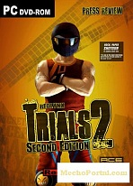 Obal-Trials 2 Second Edition