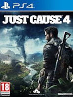 Obal-Just Cause 4
