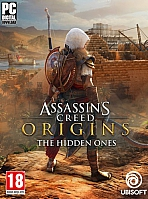 Obal-Assassin's Creed Origins: The Hidden Ones