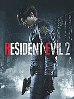 Obal-Resident Evil 2 Remake