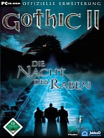 Obal-Gothic II: Night of the Raven