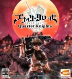 Obal-Black Clover: Quartet Knights