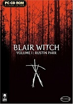 Obal-Blair Witch Volume 1: Rustin Parr