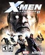 Obal-X-Men Legends II: Rise of Apocalypse