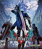 Obal-Devil May Cry 5