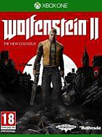 Obal-Wolfenstein II: The New Colossus