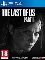 Obal-The Last of Us: Part II