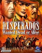 Obal-Desperados: Wanted Dead or Alive