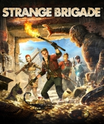 Obal-Strange Brigade