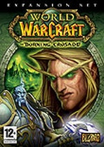 Obal-World of Warcraft: The Burning Crusade