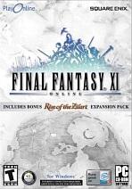 Obal-Final Fantasy XI