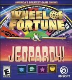 Obal-America´s Greatest Game Shows: Wheel of Fortune & Jeopardy!