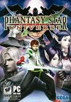 Obal-Phantasy Star Universe