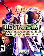 Obal-Phantasy Star Universe: Ambition of the Illuminus