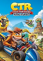 Obal-Crash Team Racing Nitro-Fueled