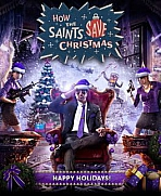 Obal-Saints Row 4: How the Saints Save Christmas