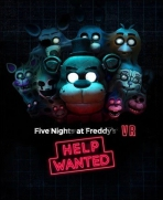 Obal-Five Nights at Freddy´s VR: Help Wanted