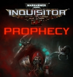 Obal-Warhammer 40,000: Inquisitor - Prophecy