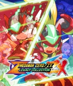 Obal-Mega Man Zero/ZX Legacy Collection
