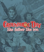 Obal-Groundhog Day: Like Father Like Son