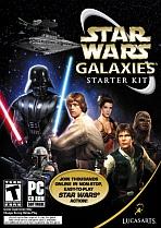 Obal-Star Wars Galaxies: Starter Kit