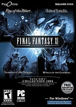 Obal-Final Fantasy XI: The Vana´diel Collection