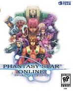 Obal-Phantasy Star Online: Blue Burst