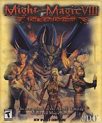 Obal-Might and Magic VIII: Day of the Destroyer