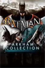 Obal-Batman Arkham Collection