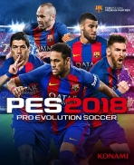 Obal-Pro Evolution Soccer 2018