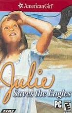 Obal-American Girl: Julie Saves the Eagles