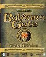 Obal-Baldur´s Gate: Gold Edition