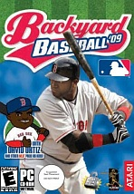 Obal-Backyard Baseball ´09