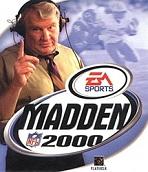 Obal-Madden NFL 2000