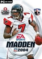 Obal-Madden NFL 2004