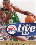 Obal-NBA Live 99