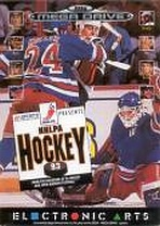 Obal-NHLPA Hockey ´93