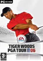 Obal-Tiger Woods PGA Tour 06