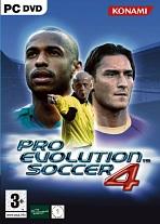 Obal-Pro Evolution Soccer 4