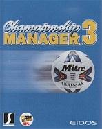 Obal-Championship Manager 3