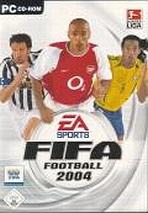Obal-FIFA Soccer 2004