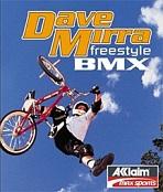 Obal-Dave Mirra Freestyle BMX