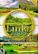 Obal-Links 2003: Championship Courses