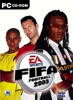 Obal-FIFA Soccer 2003