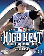 Obal-High Heat Major League Baseball 2003