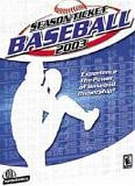 Obal-Season Ticket Baseball 2003