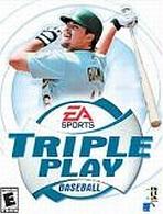 Obal-Triple Play Baseball