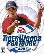 Obal-Tiger Woods PGA Tour 2001