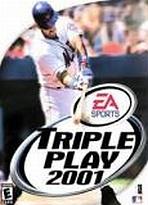 Obal-Triple Play 2001