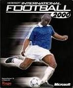 Obal-Microsoft International Soccer 2000
